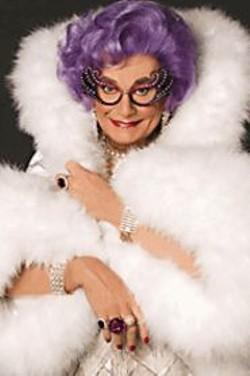 Fur Heaven's Sake: Dame Edna.
