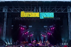 CHRISTOPHER VICTORIO - Furthur at Outside Lands 2010: The biggest festival in S.F.