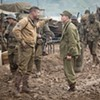"""""""Fury"""": Who Wouldn't Want to Spend Time in a Tank with Brad Pitt During a War?"""