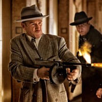 """Gangster Squad"": Will Beall Faces the Thin Blue Line"