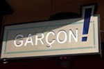 Garcon!
