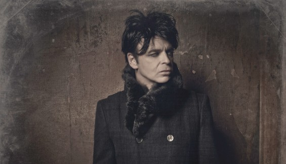 GARY NUMAN PLAYS AT THE FILLMORE ON SUNDAY.