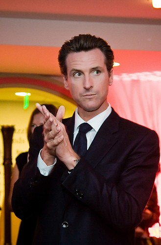 Gavin Newsom might stop applauding if he better knew the career outcomes of previous lieutenant governors -- and failed candidates for the office - BRAINCHILDVN