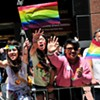 Gay Pride: A Colorful Weekend (Slideshow)