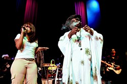 George Clinton's 70th birthday party