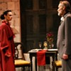 Extreme Theater: Strindberg's Chamber Plays in Rep at the Cutting Ball