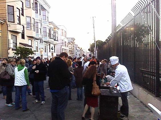Get a taste of the street this weekend -