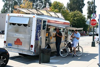 Get ready for biryani burritos, San Francisco. - CFARIVAR/CALIFORNIATACOTRUCKS.COM/BLOG