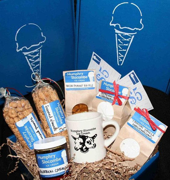 Get Topped by Humphry Slocombe. - SEAN VAHEY