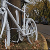 Ghost Bikes: New Photography Book Focuses on These Bikes Across the U.S.