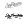 "Giants Get Sued Over Team's ""San Francisco"" Logo"