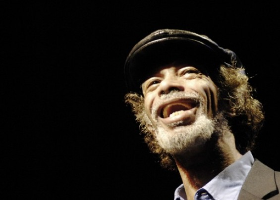 Gil Scott-Heron at S.F.'s Regency Ballroom in 2009 - ADAM TURNER/WIKIMEDIA