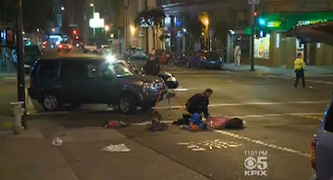 Girl killed, family injured in accident New Year's Eve. - CBS SAN FRANCISCO