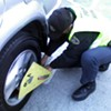 As Drivers' Money Woes Increase, Number of Cars Fitted With Immobilizing 'Boots' Goes Way, Way ... Down?