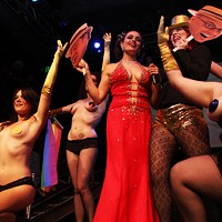Glitz, King Kong, and the Red Carpet @ Hubba Hubba Burlesque