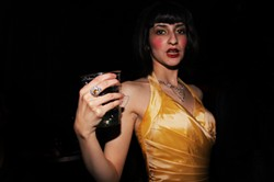 Glitz, King Kong, and the Red Carpet @ Hubba Hubba Burlesque