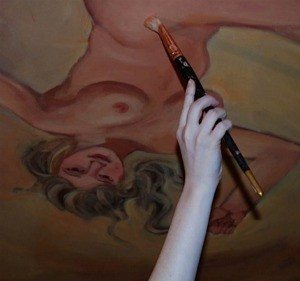 Gold Dust ladies get new nipples by artist Layla Skramstad