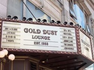 Gold Dust Lounge has no plans to stop pouring to patrons