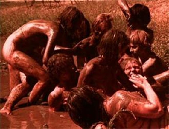 """""""Gold"""": Remember when hippies used to just love the mud?"""
