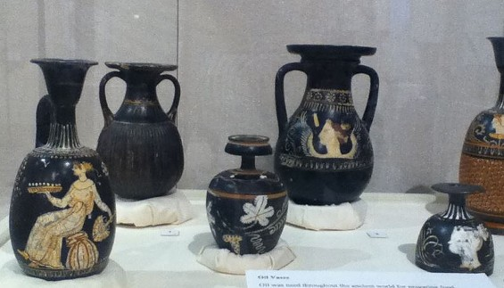 Greek antiques. - JUAN DE ANDA/ SF WEEKLY