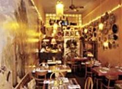 "ANTHONY  PIDGEON - Green Scene: Zatar's ""eclectic - Mediterranean cuisine"" uses organic - ingredients."