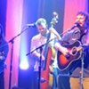 Greensky Bluegrass and Sam Bush Jam Out at the Fillmore, 3/15/13