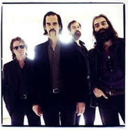 Grinderman: Dirty habits die hard.