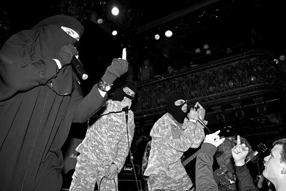 Guantanamo Dogpile @ The Great American Music Hall - CHIARA CORSARO (ALL RIGHTS RESERVED)