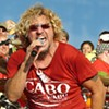Aerosmith vs. Sammy Hagar: One embodies arena-rock greatness, the other taints it