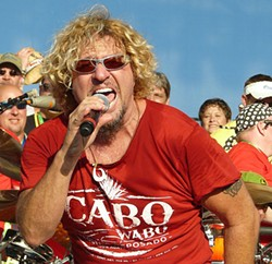 MATT BECKER - Hagar: A goofy drunk uncle?