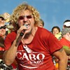 Sammy Hagar: Rich on Booze and Business, Not Rock 'n' Roll