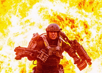 """Edge of Tomorrow"": Tom Cruise's No Good, Very Bad, End-of-All-Life Day"