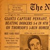 Giants Sweep Arizona -- Is it Safe To Be Happy Yet?