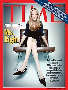 Has the time come ... for a 28-year-old to hit on Ann Coulter?