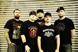 Hatebreed: More bang for your head.