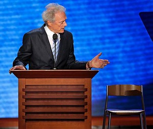 Have a seat, Clint