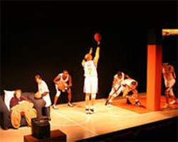 ZABRINA  TIPTON - Having a Ball: a play about recovery, motherhood, and the New York Knicks.