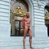 Dancing Naked People to Bait Police and Hopefully Get Arrested