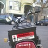 Transformer in the Lower Haight
