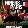 "Hear Ashkon's Awesome 49ers Anthem, ""Niners in Paris"""