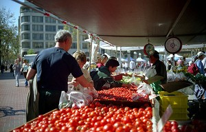 Heart of the City market: Low carbon footprint? - HEATHER/FLICKR