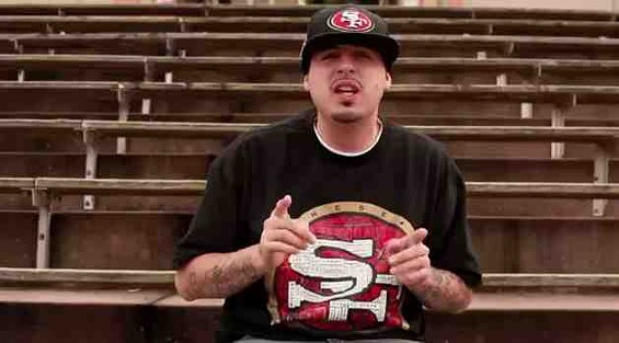 "Heat shows 49er pride in the new ""Die-Hard"" video."