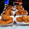 Get Your Stretchy Pants Ready for Wing Wings' Third Annual Chicken Wing Eating Contest