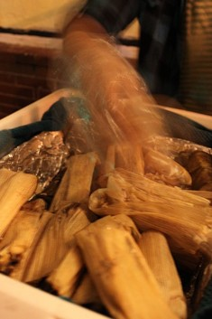 Hella Vegan Eats tamales!