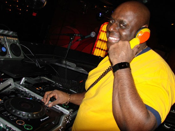 """""""Hello? Yes, this is Tony Humphries."""""""
