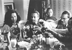 Here's a toast to The Visit, Jordan Walker-Pearlman's poignant drama about family and prison life.