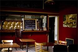 JEN SISKA - Here's where the tasty pub grub is served.