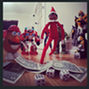 He's Baaack!: Naughty Elf on the Shelf Returns