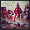 He's Baaack!: Naughty Elf on the Shelf Returns