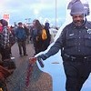 Occupy Oakland: Protesters Block Port of Oakland